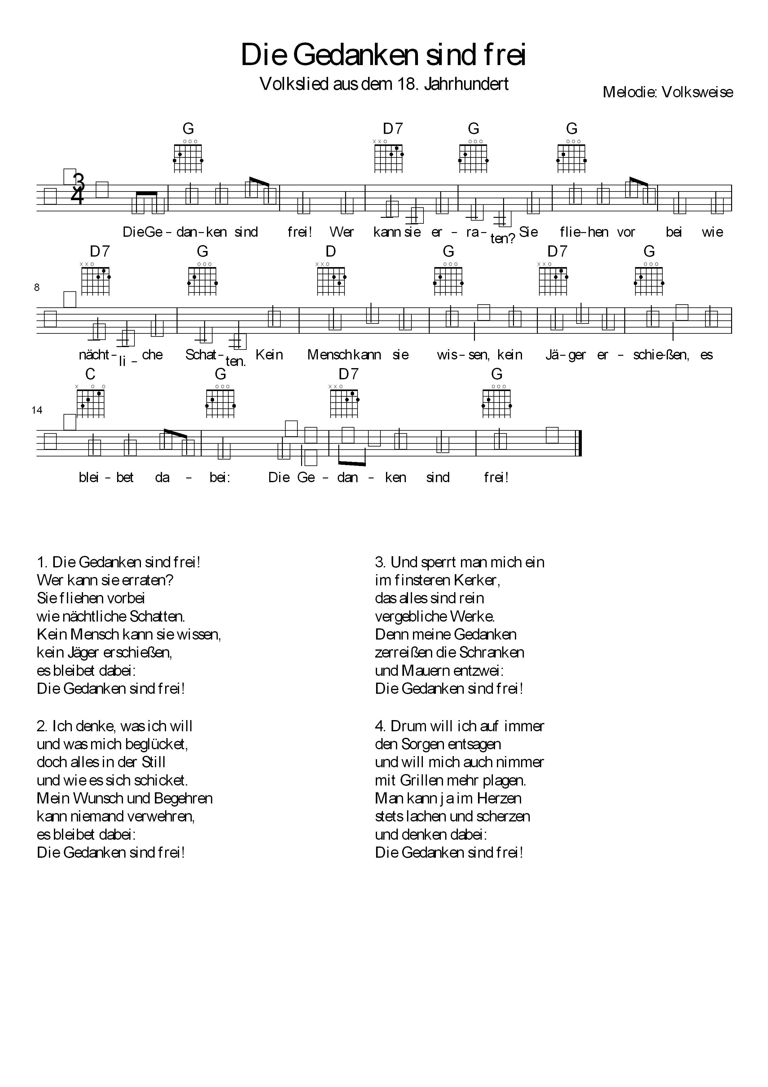3 wunsche frei liedtext